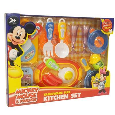 اسباب بازی آشپزخانه مدل میکی موس و دوستان کد 661 8