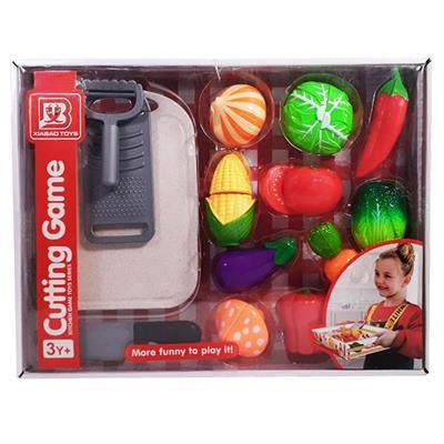 اسباب بازی برش سبزیجات مدل 2291