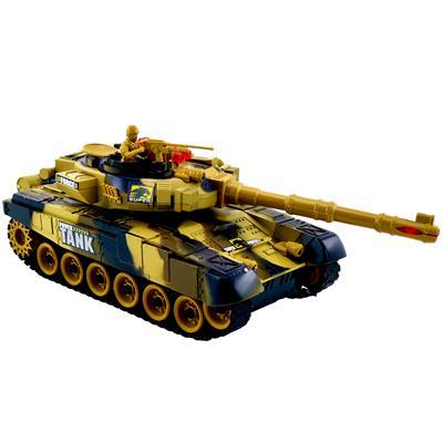 تانک اسباب بازی مدل war tank