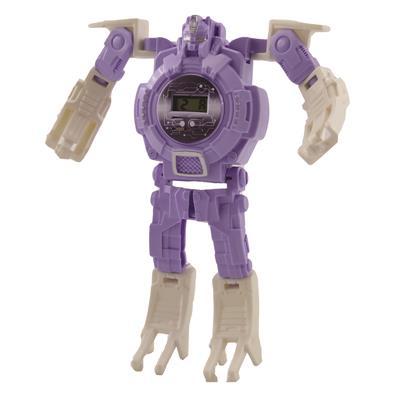 اسباب بازی ساعت ترنسفومر مدل robot