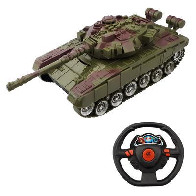 تانک اسباب بازی کنترلی مدل war games کد 100