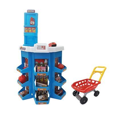 اسباب بازی بیبی بورن مدل super market play set کد 00841