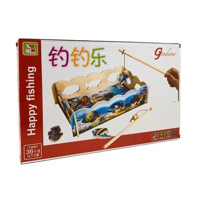 اسباب بازی ماهیگیری مدل gt316587
