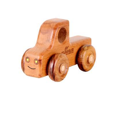 اسباب بازی چوبی چوبینک مدل pickup truck