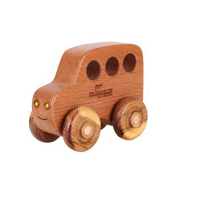 اسباب بازی چوبی چوبینک مدل van