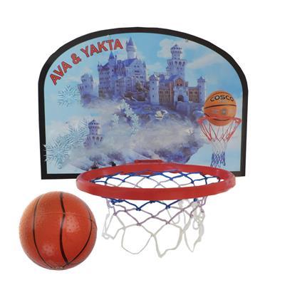 اسباب بازی بسکتبال آوا و یکتا مدل قصر یخی کد 02
