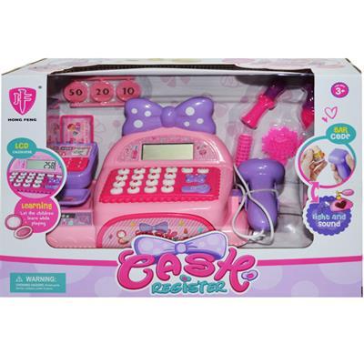 صندوق فروشگاهی اسباب بازی مدل cash register 333 5