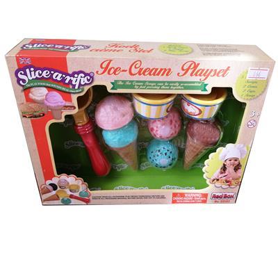اسباب بازی بستنی سازی ردباکس مدل 22142