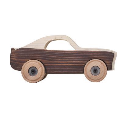 اسباب بازی چوبی مدل ماشین کد 02