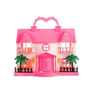 اسباب بازی خانه عروسکی مدل indaco newface