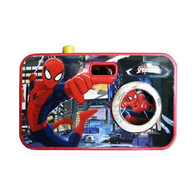 اسباب بازی دوربین عکاسی مدل spiderman کد 60
