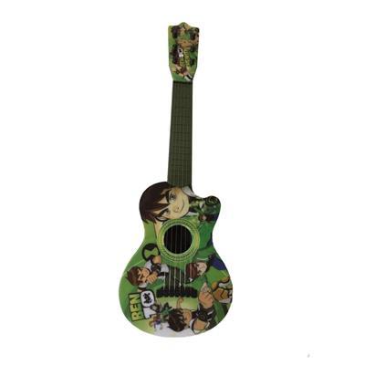 گیتار اسباب بازی مدل s63 طرح ben 10