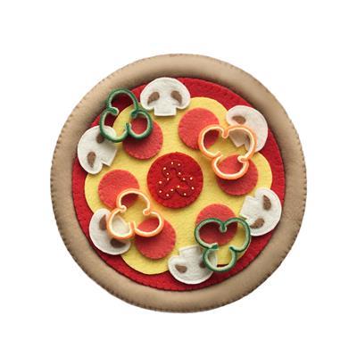 اسباب بازی آشپزخانه مدل پیتزا