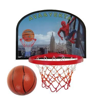 اسباب بازی بسکتبال آوا و یکتا مدل اسپایدرمن کد 01