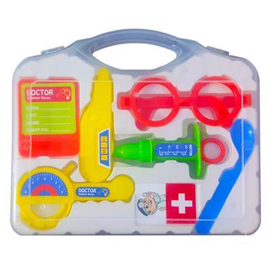 اسباب بازی ست تجهیزات پزشکی مدل my doctor