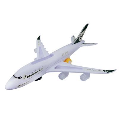 هواپیما اسباب بازی مدل ماهان ایر کد 747