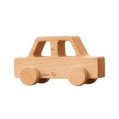 اسباب بازی چوبی هیپو تویز مدل sedan car