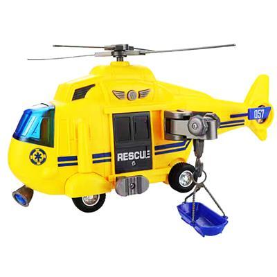 هلیکوپتر اسباب بازی مدل rescue