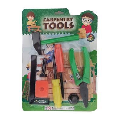 اسباب بازی ابزار نجاری کودک کد 1096