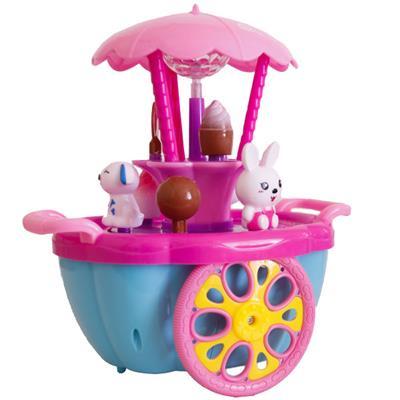 اسباب بازی بستنی فروش مدل shop1010