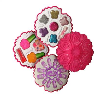 اسباب بازی لوازم آرایشی مدل flower