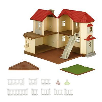 اسباب بازی خانه شهری سیلوانیان فامیلیز کد 2752