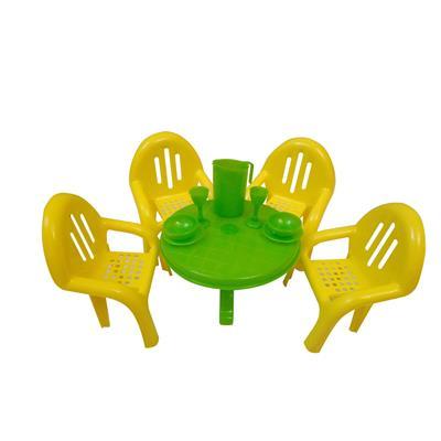 میز و صندلی اسباب بازی مدل a07