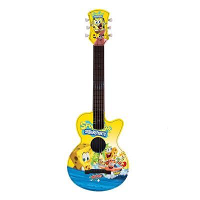 گیتار اسباب بازی مدل s90 طرح sponge bob