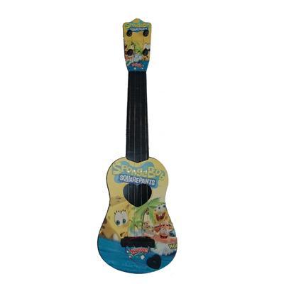 گیتار اسباب بازی مدل s43 طرح spongebob