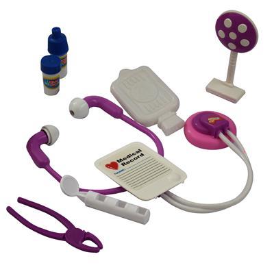 اسباب بازی ابزار پزشکی مدل linda مجموعه 8 عددی