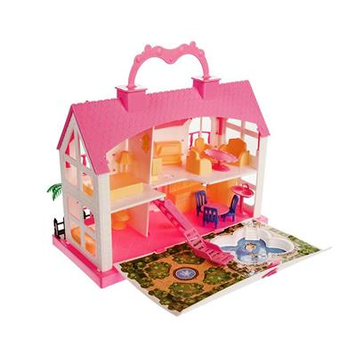 اسباب بازی خانه عروسکی مدل اینداکو