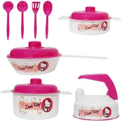 اسباب بازی آشپزخانه مدل d21 بسته 8 عددی