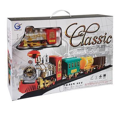 قطار اسباب بازی مدل کلاسیک کد 3 803
