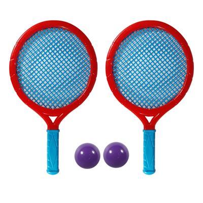 اسباب بازی راکت تنیس مدل sport 2020 مجموعه 2 عددی