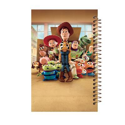 دفتر یادداشت آف تاب شهر مدل داستان اسباب بازی ها کد 2144