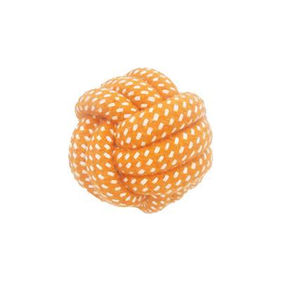 اسباب بازی سگ مدل rope ball قطر 10 سانتی متر