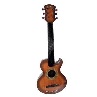 گیتار اسباب بازی مدل کلاسیک کد 2 به همراه یک عدد تراش مدل سفید برفی