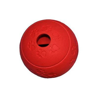 اسباب بازی سگ مدل snack ball قطر 8 سانتی متر