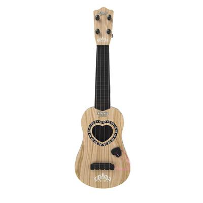 گیتار اسباب بازی مدل 3707b cream