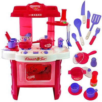 اسباب بازی ست آشپزخانه ژیونگ چنگ مدل kitchen set 008 26