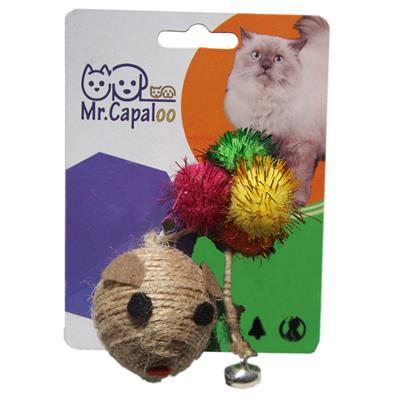 اسباب بازی گربه مسترکاپالو کد fk13