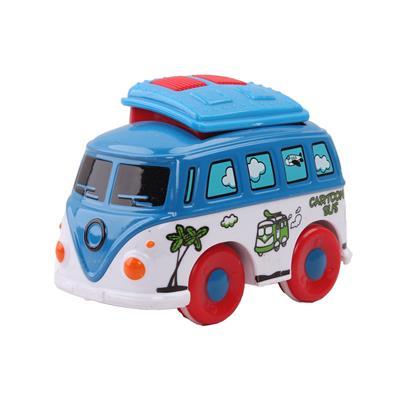 ماشین اسباب بازی اتوبوس مسافرتی مدل 9760