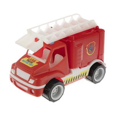 ماشین اسباب بازی رویدی توی مدل آتش نشانی