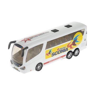 اتوبوس اسباب بازی دورج توی مدل sconia