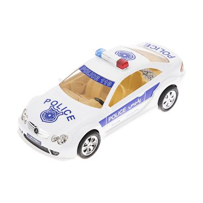 ماشین اسباب بازی دورج توی مدل پلیس