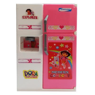 اسباب بازی یخچال مدل dora کد 04