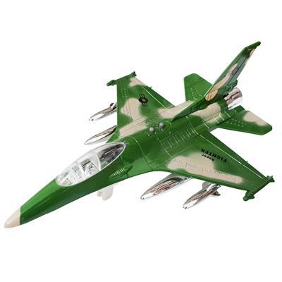 هواپیما اسباب بازی طرح جنگی مدل f16 کد 101