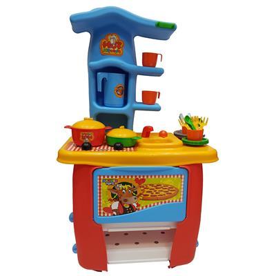 ست آشپزخانه اسباب بازی مدل hut kitchen