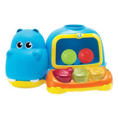 اسباب بازی بلو باکس مدل hippo poppin piano pal