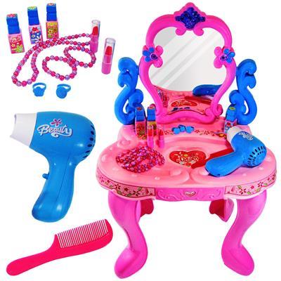 میز آرایش اسباب بازی مدل beauty play set 008 86